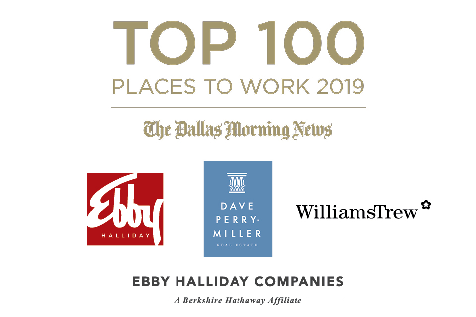 Ebby Halliday Companies Named Top Place to Work