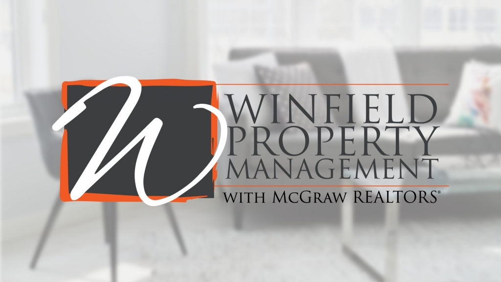 Winfield Property Management with McGraw Realty.